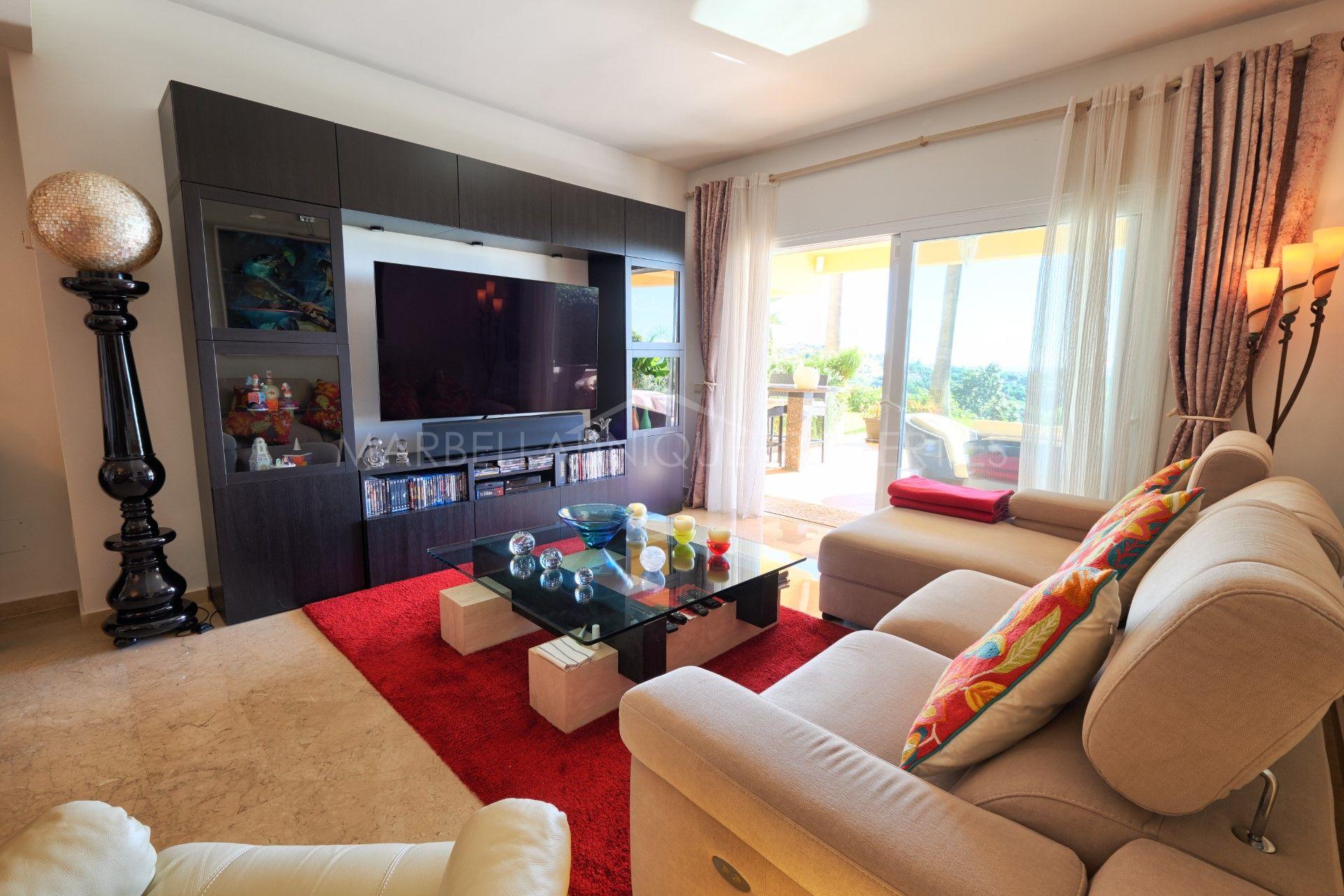 appartement rez de chauss e en vente elviria hills marbella. Black Bedroom Furniture Sets. Home Design Ideas