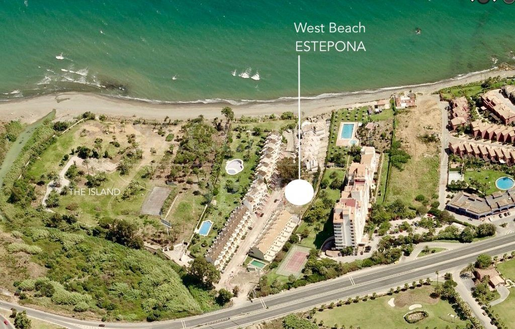 Property development West Beach, Estepona
