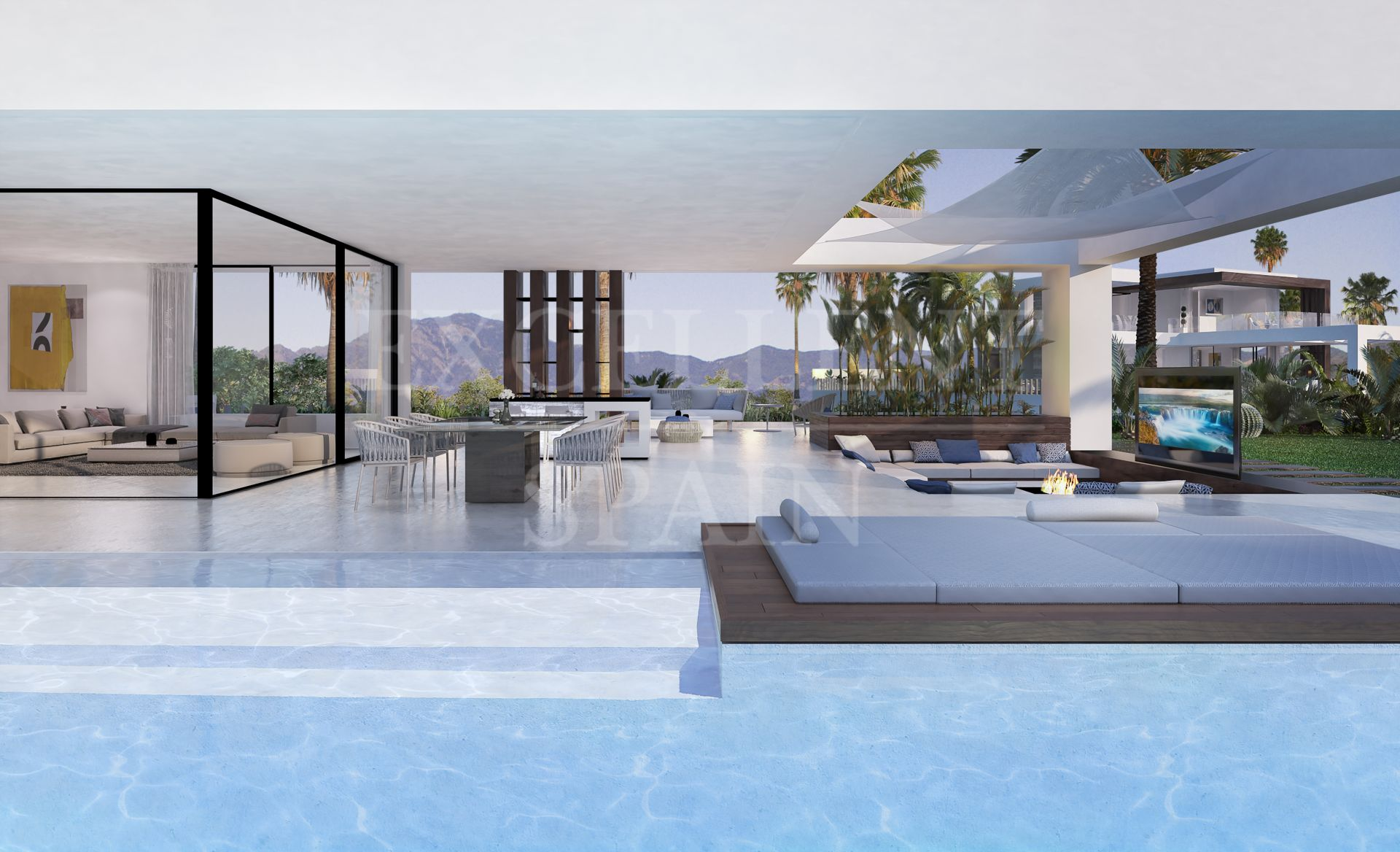 Property development Velvet, Estepona