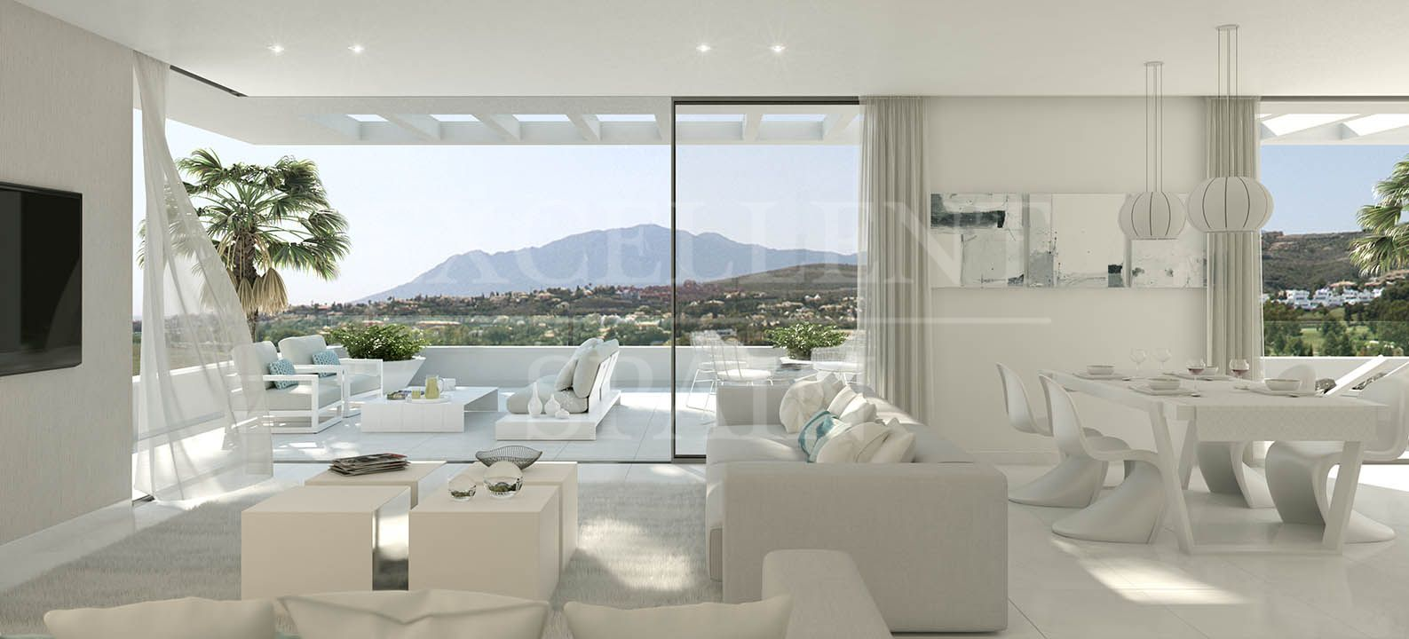 Property development Cataleya, Estepona