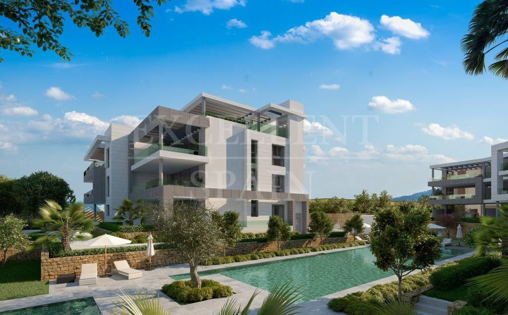 Residence, Estepona - The Residences, contemporary, modern apartments and penthouses