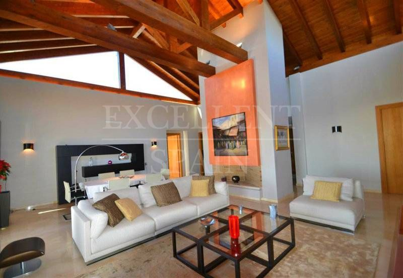 Penthouse in Imara, Marbella Golden Mile