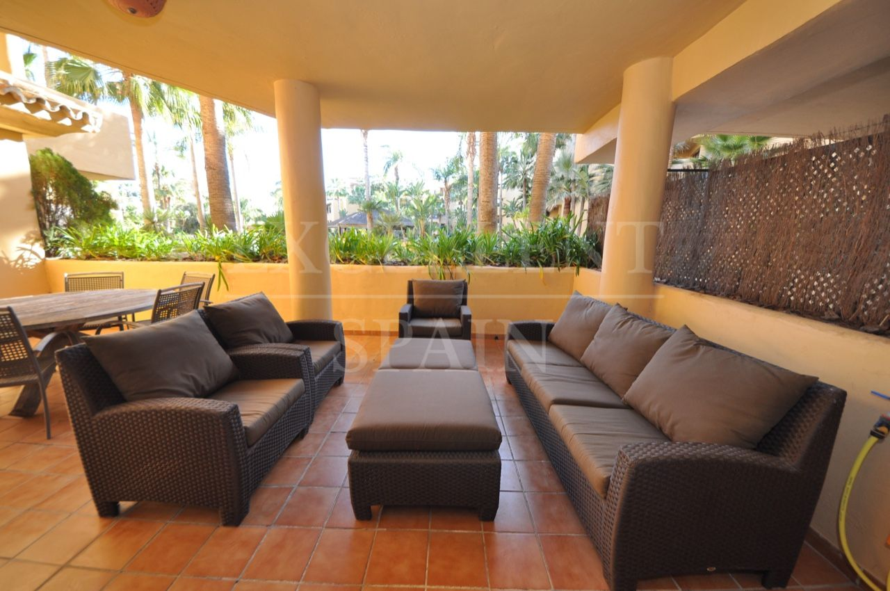 Ground Floor Apartment in Costalita, Estepona