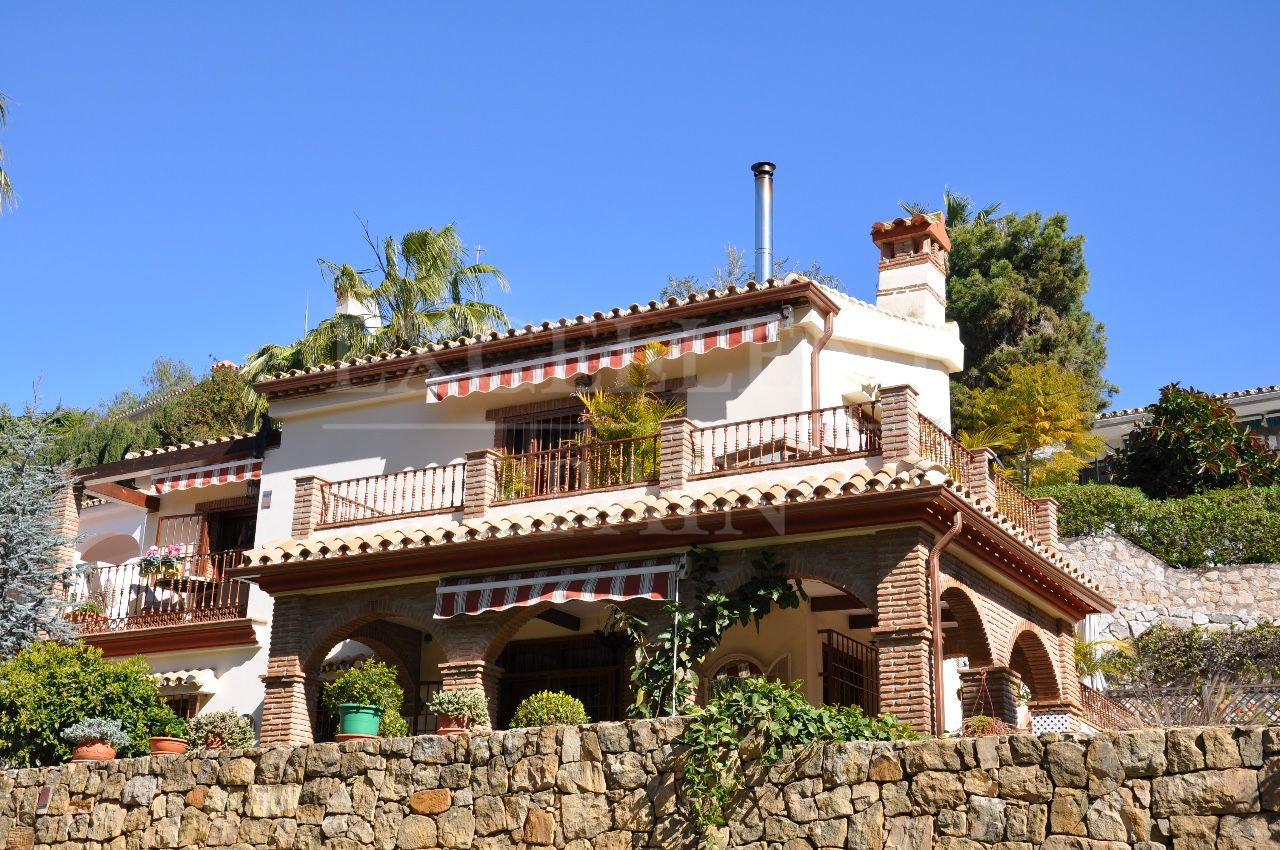 Mijas Costa, Torrenueva, villa at walking distance to the beach