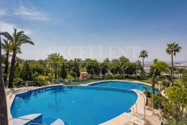 Appartement in Magna Marbella, Nueva Andalucia