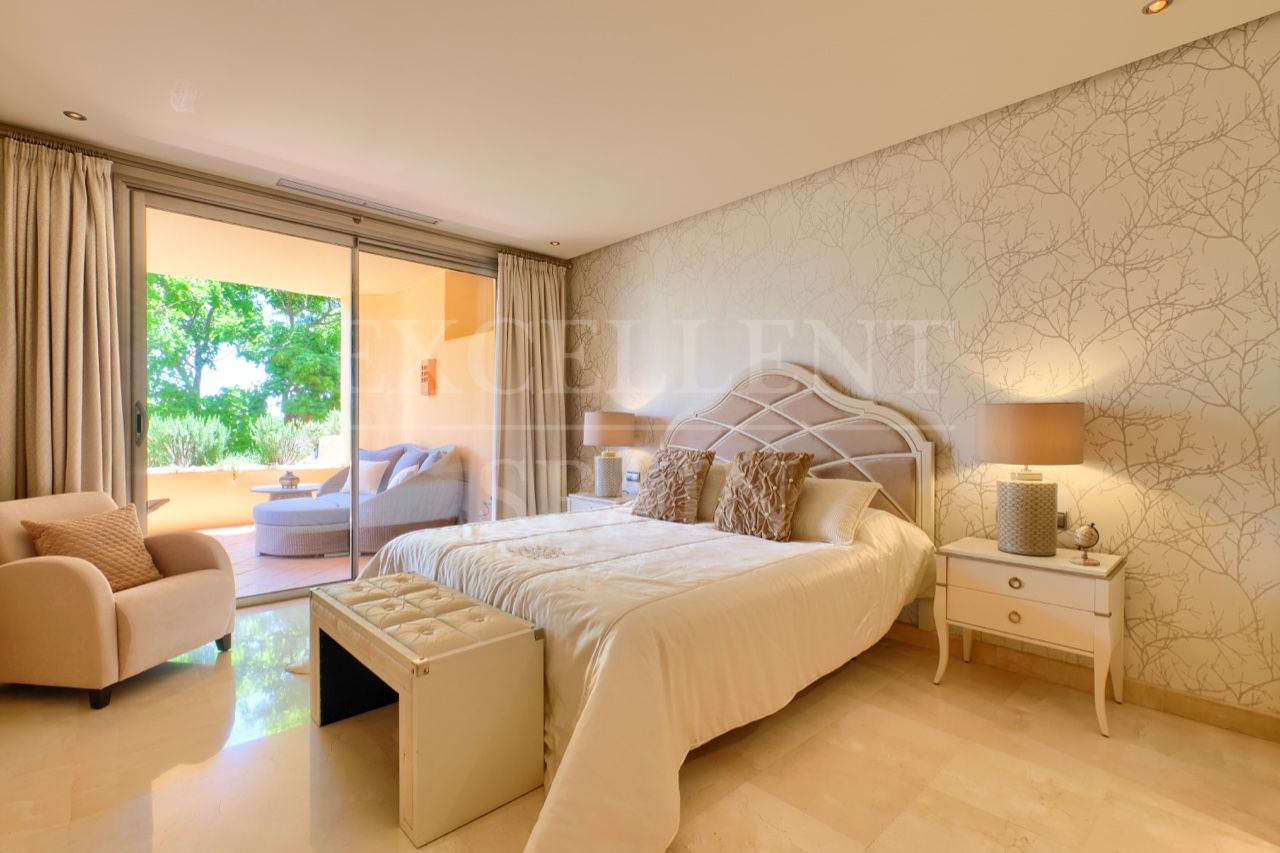Apartamento en Mansion Club, Marbella Golden Mile