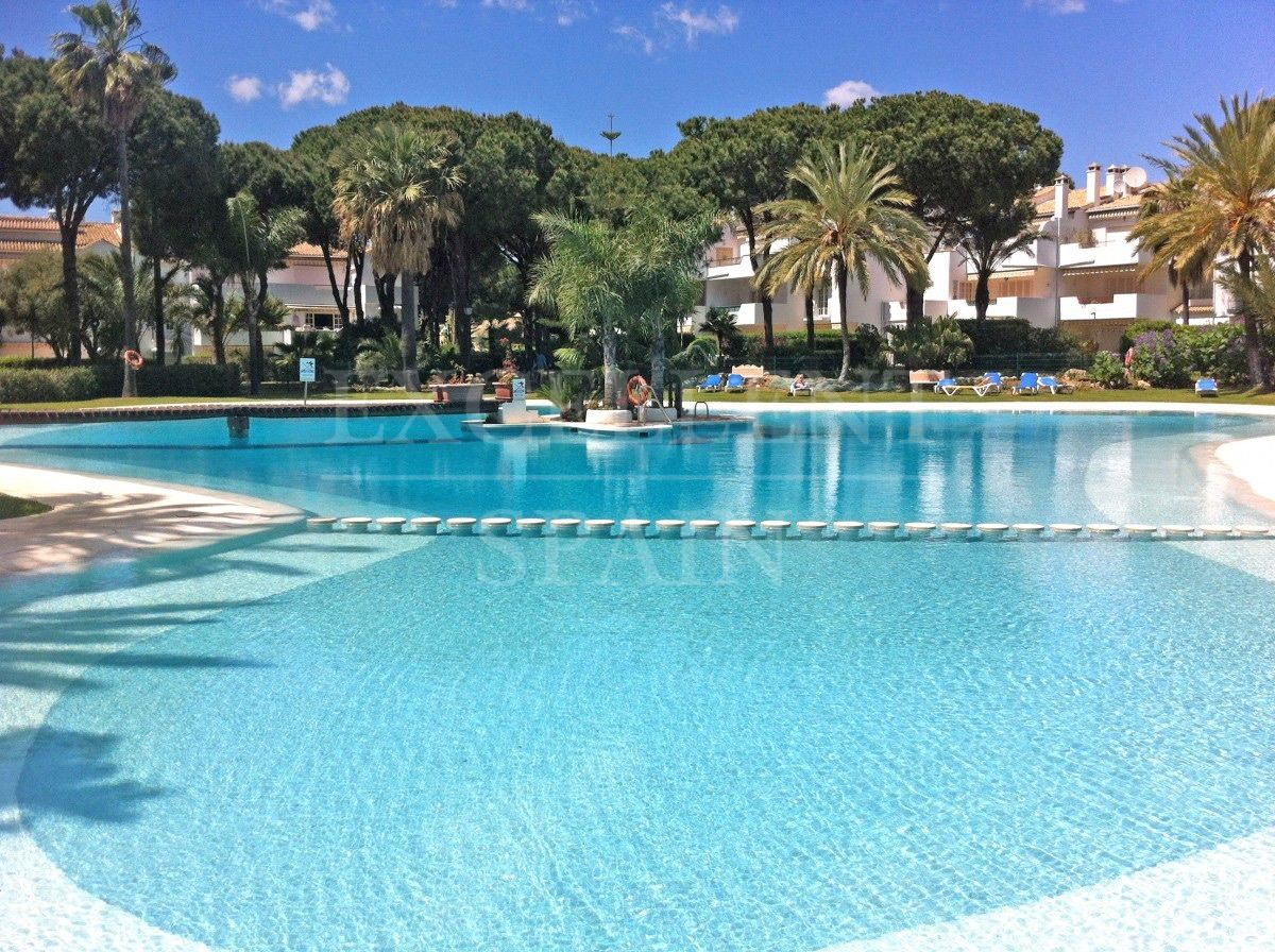 Ground Floor Apartment in El Presidente, Estepona
