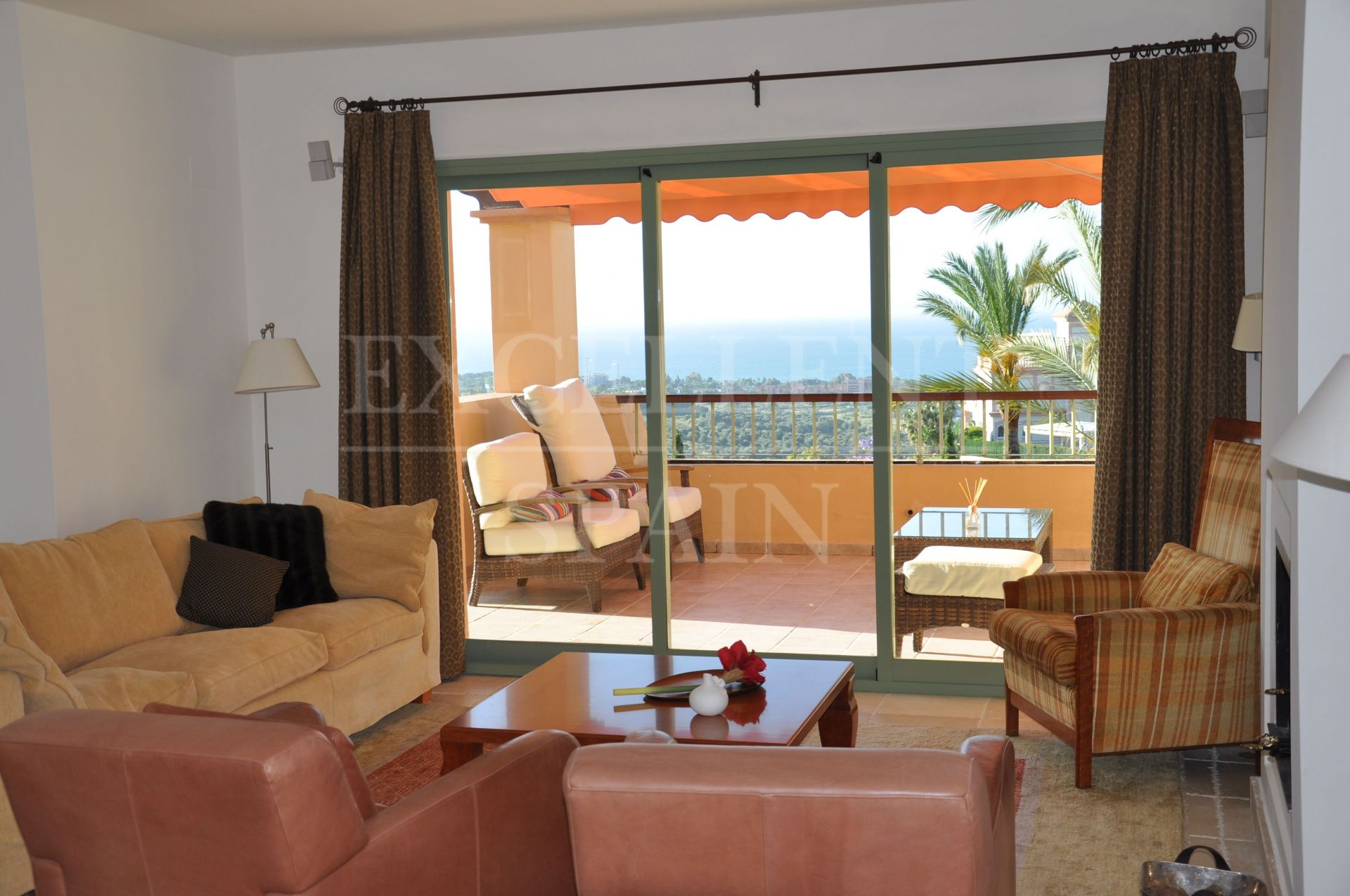 Penthouse in Four Seasons, Benahavis