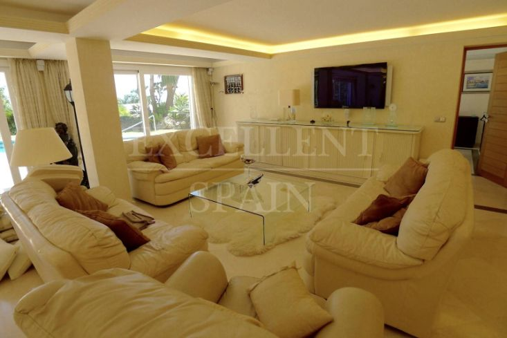 Villa in Altos Reales, Marbella Golden Mile