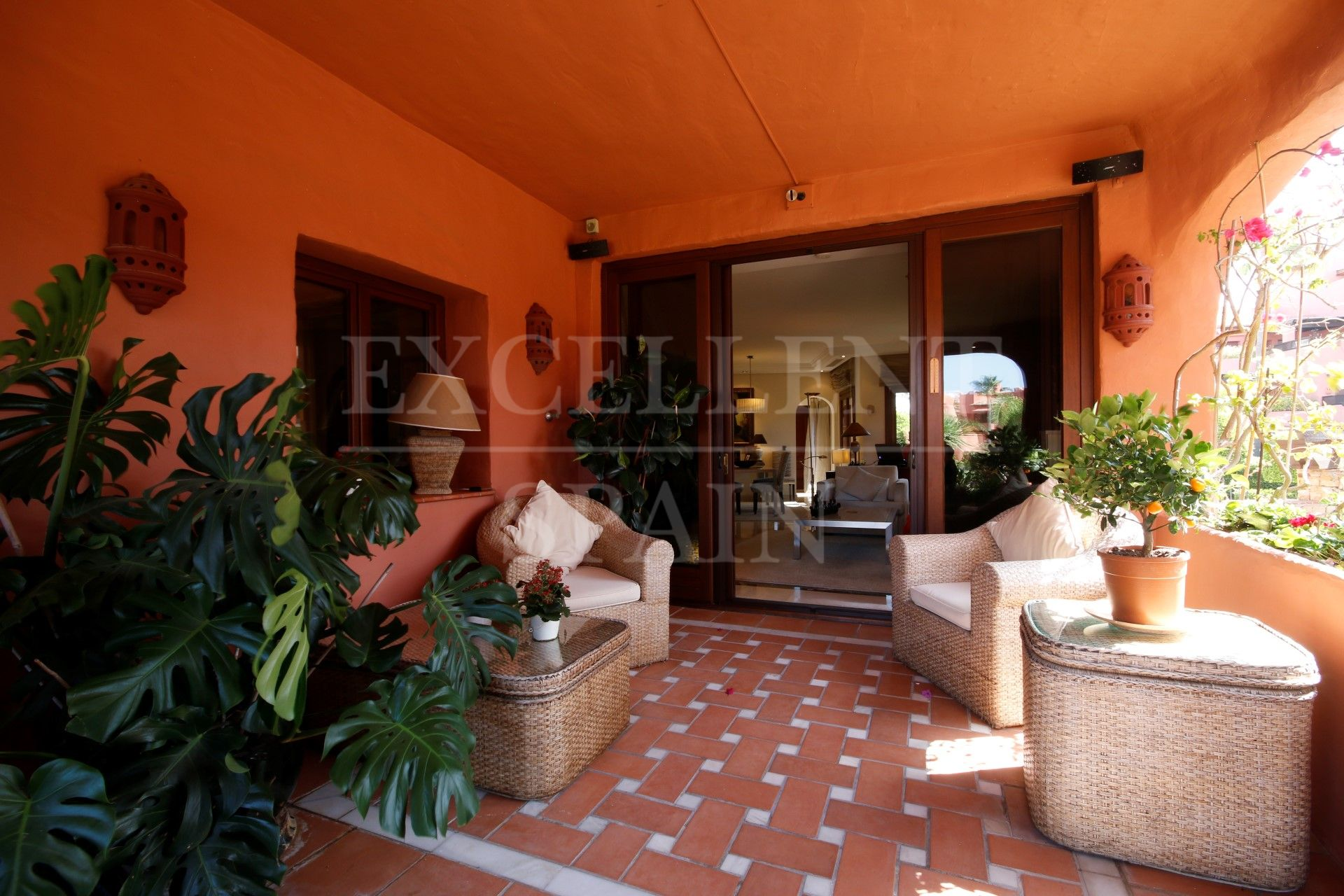 Ground Floor Apartment in Torre Bermeja, Estepona