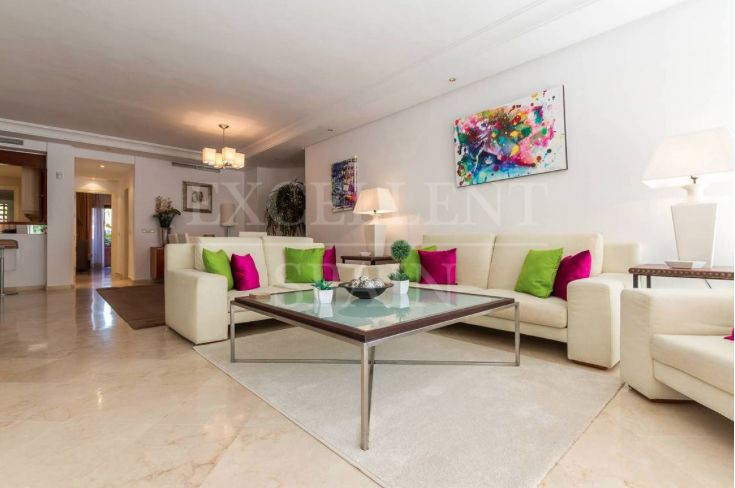 Ground Floor Apartment in Menara Beach, Estepona