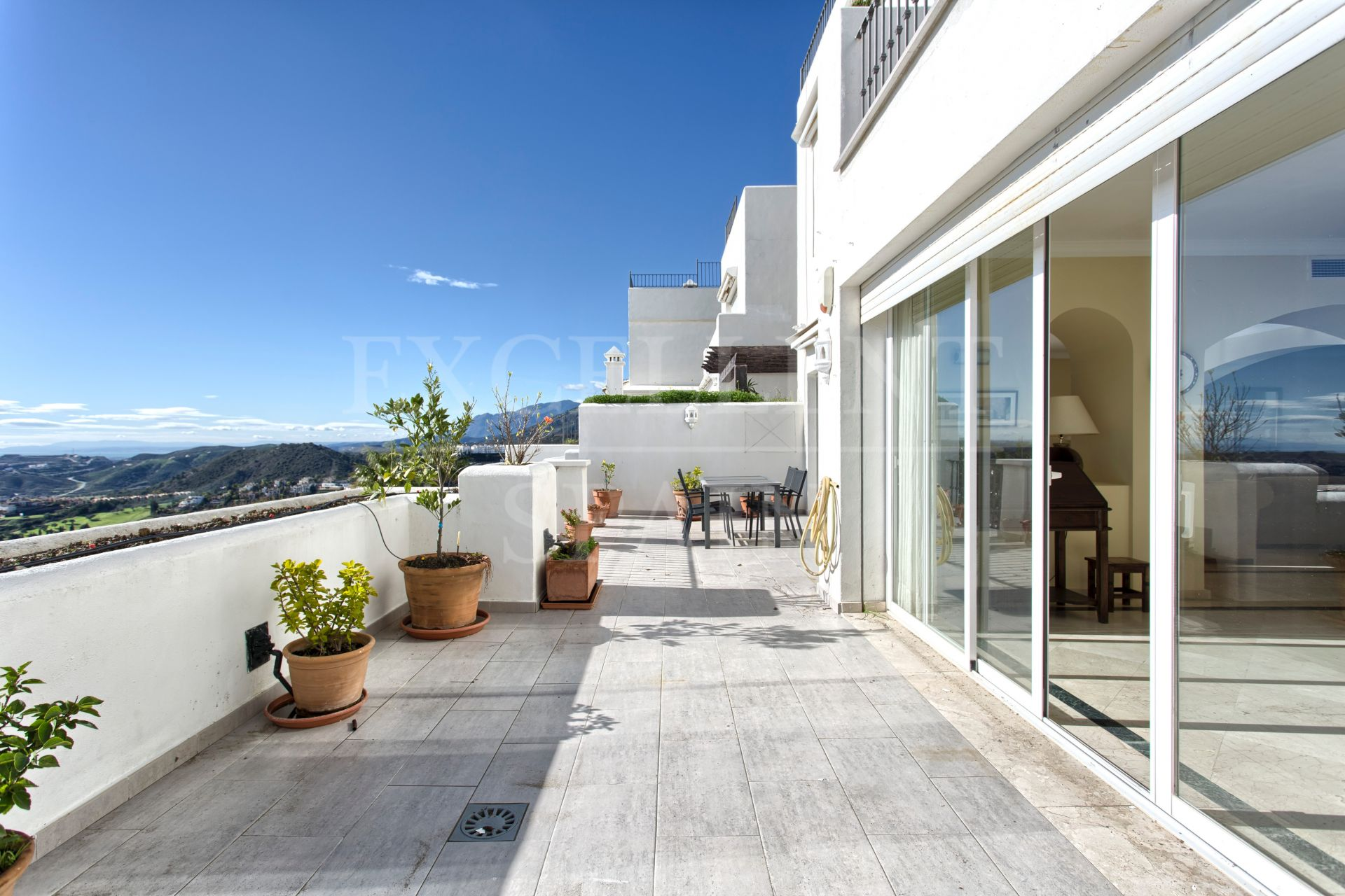 Penthouse in La Heredia, Benahavis