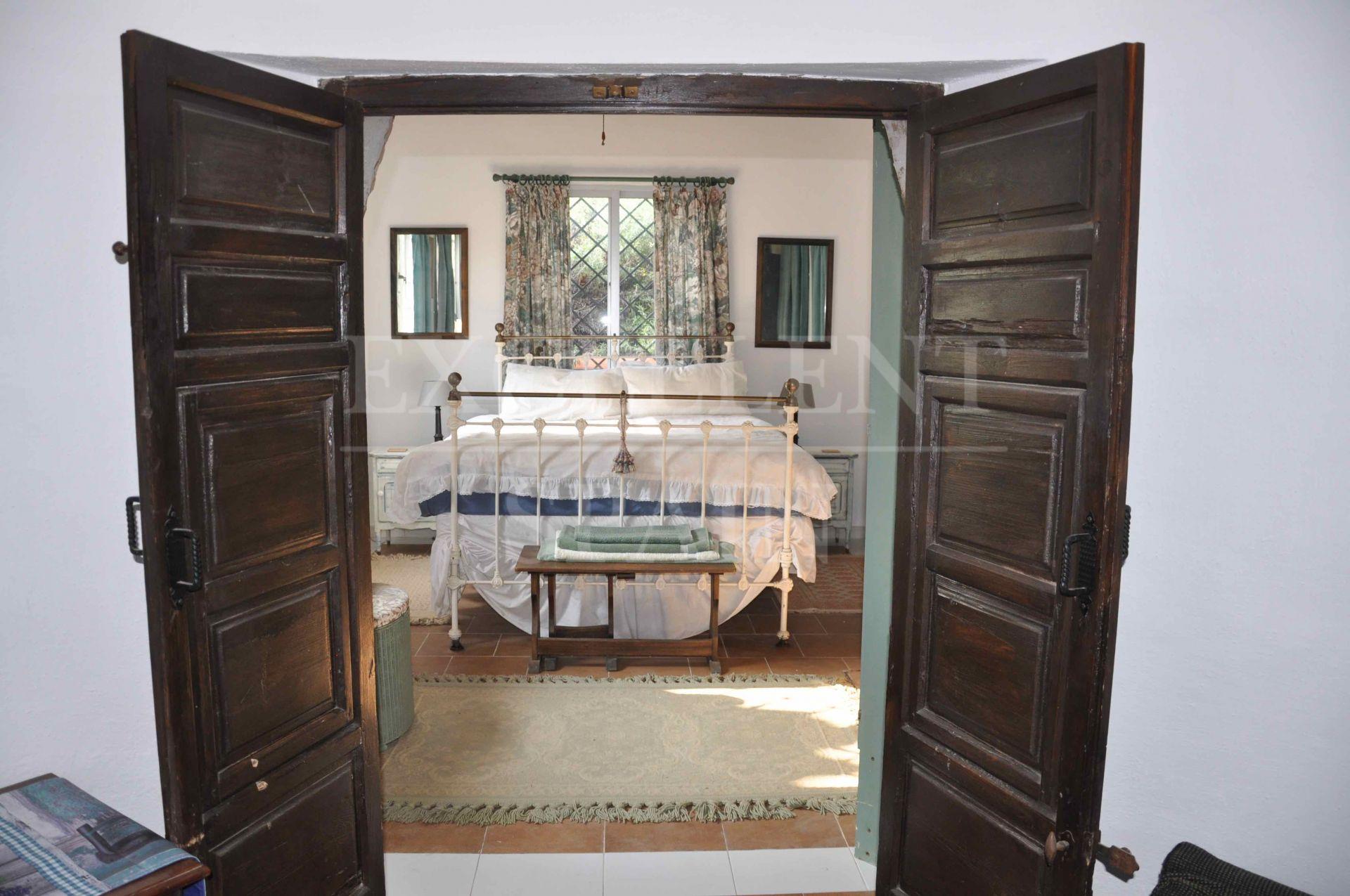 Reinoso El Padron Estepona Great Villa At A Few Minutes Drive To
