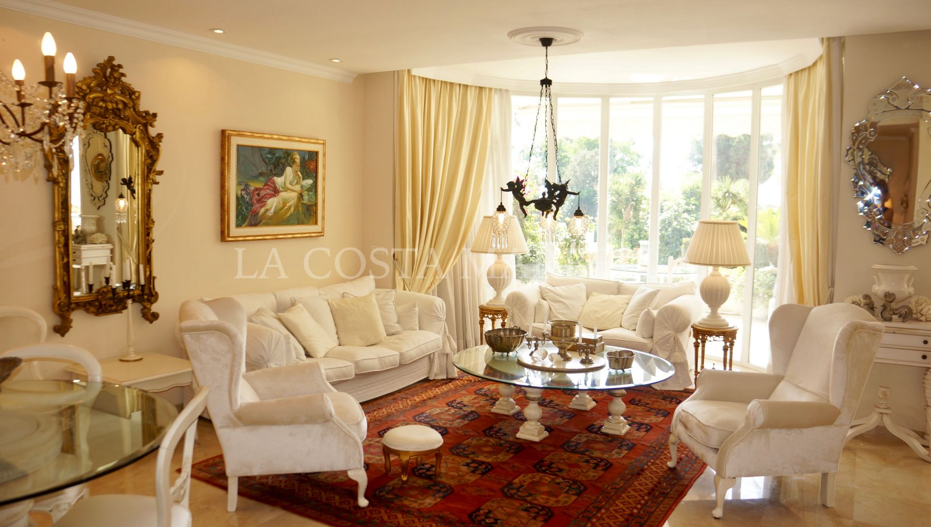 Ground Floor Apartment for sale in Andalucia beach, Estepona