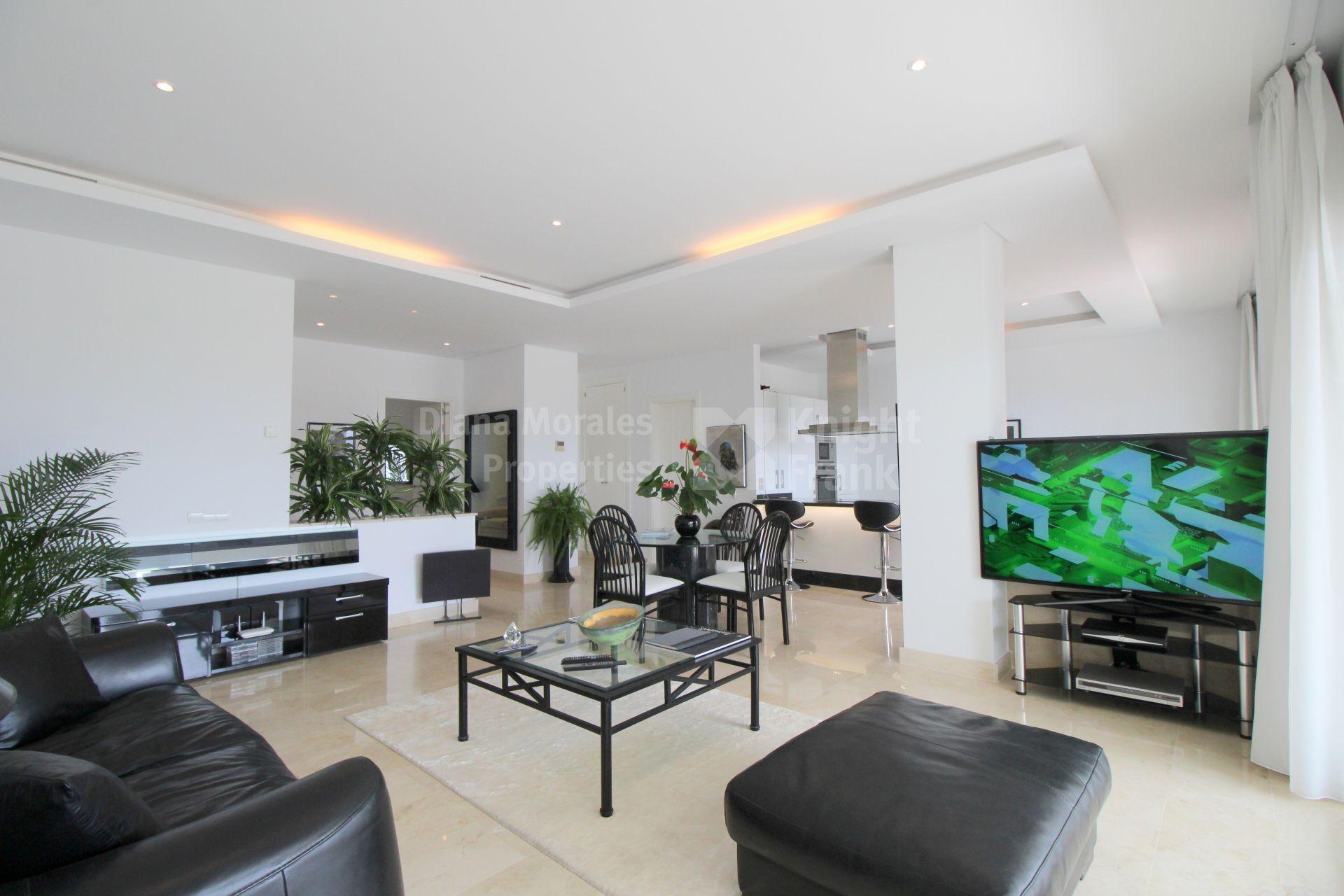 Apartamento Con Vistas Al Mar En Complejo Cerrado Apartamento En  # Muebles Directo Cee