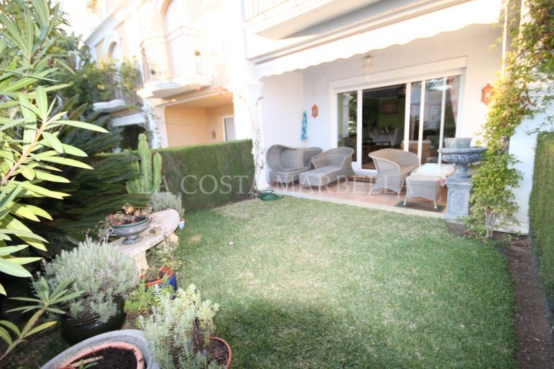 Town House for rent in Bahia de Marbella, Marbella East