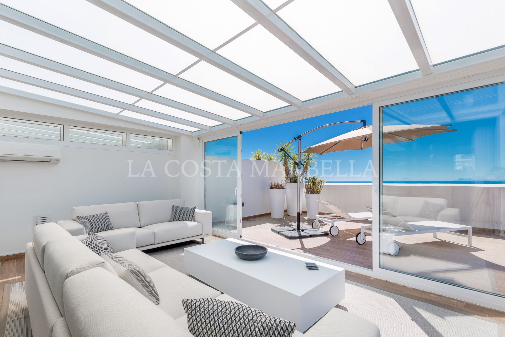 Duplex Penthouse for rent in Reserva de Sierra Blanca, Marbella Golden Mile