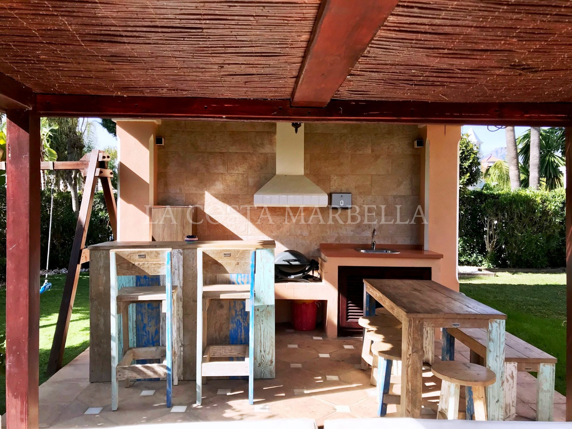 Villa for rent in Bahia de Marbella, Marbella East