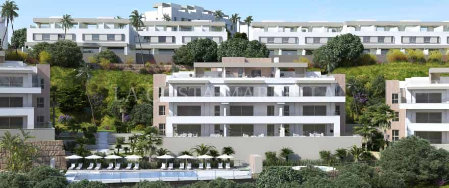 Apartment for sale in La Cala Golf, Mijas Costa