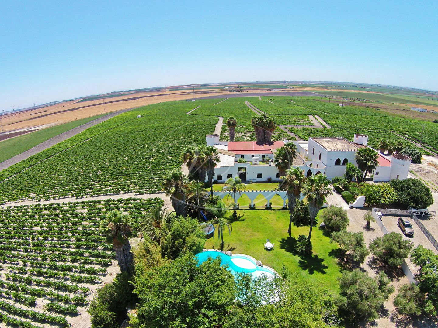 Cortijo for sale in Sanlucar de Barrameda