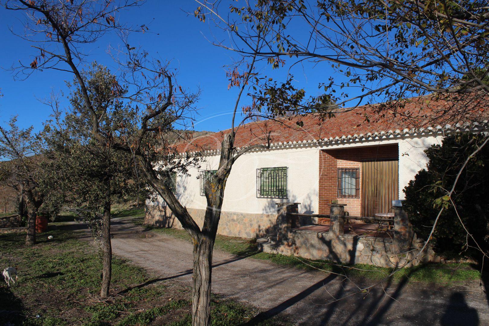 Hacienda en venta en Granada