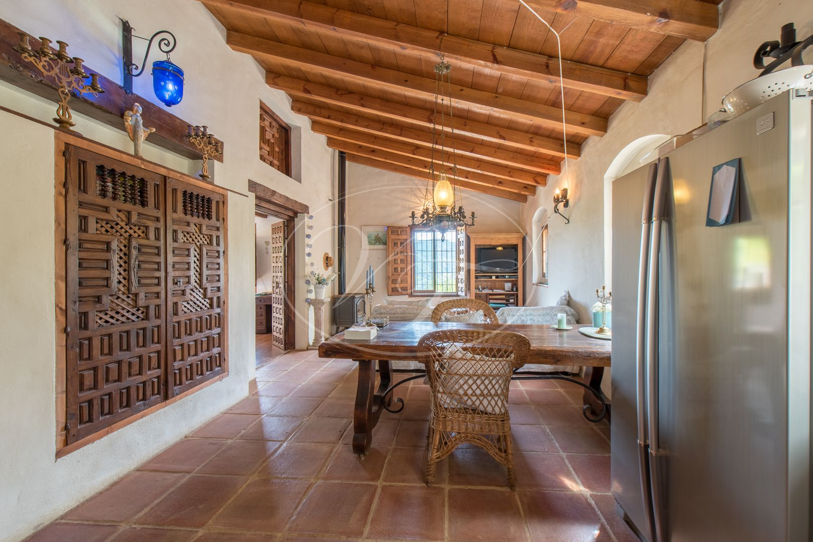 Finca for sale in Gaucin