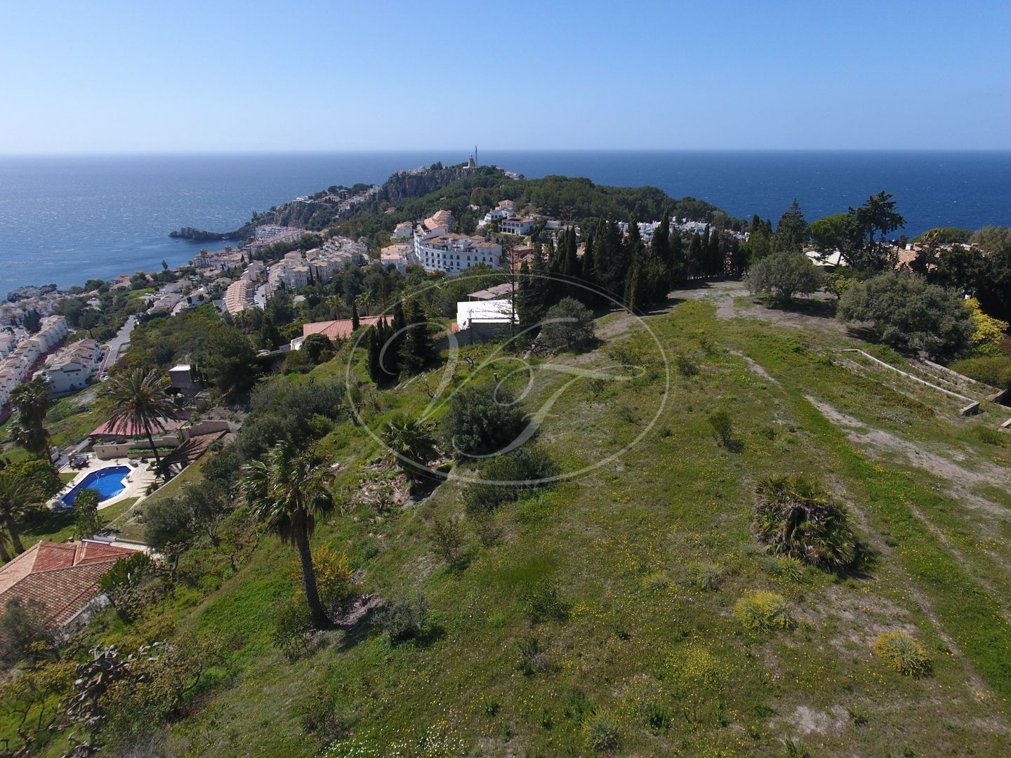 Plot for sale in La Herradura