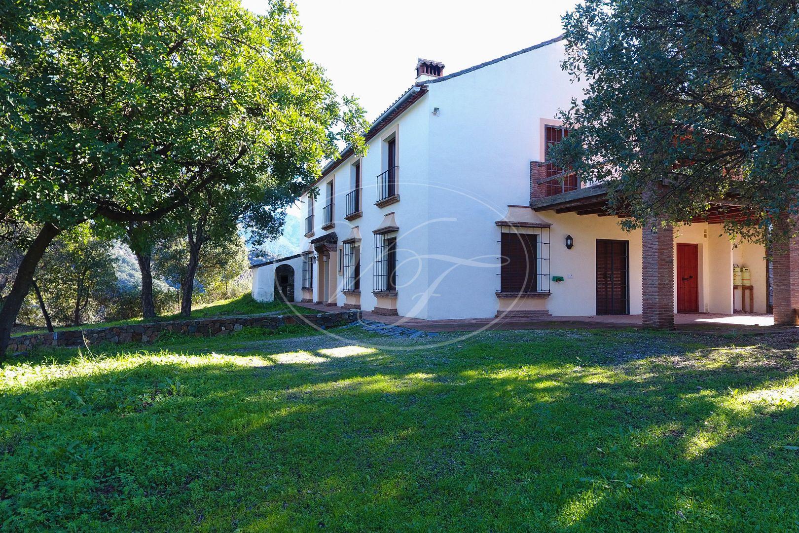 Casa de Campo en venta en Genalguacil