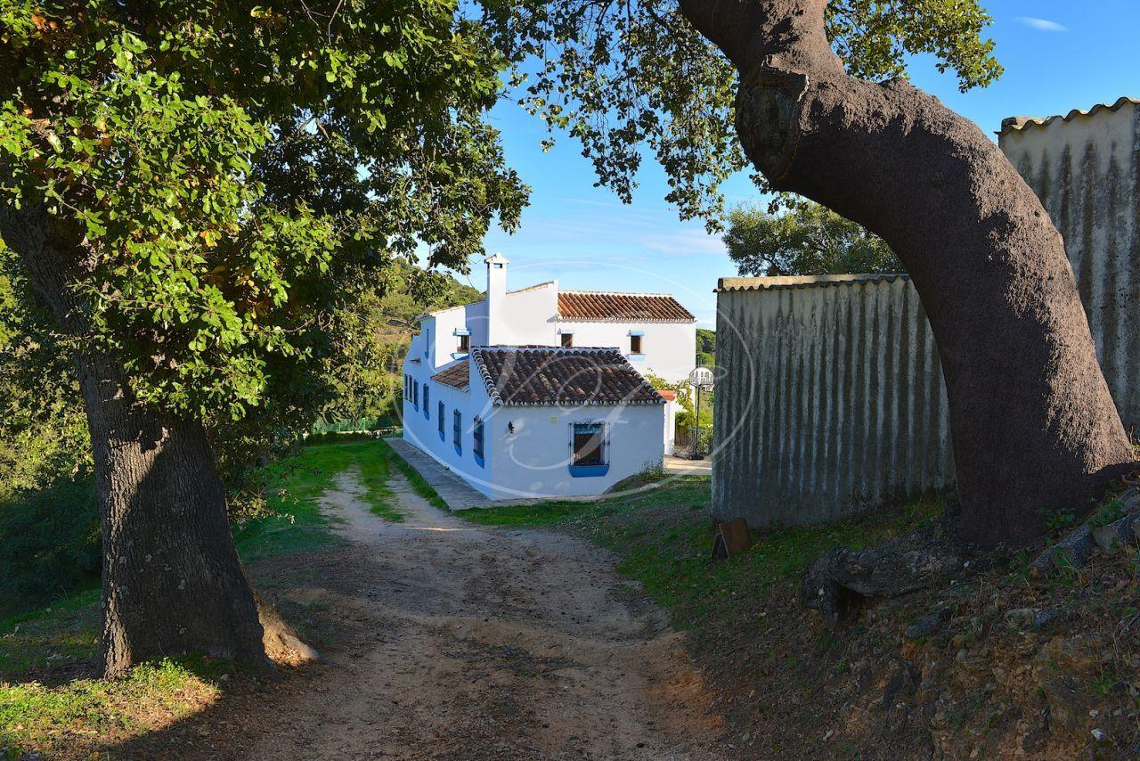 Finca for sale in Casares Montaña