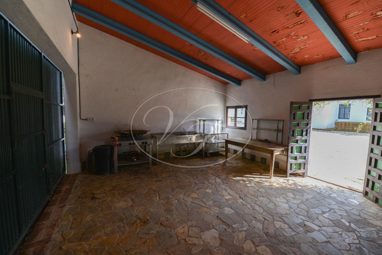 Cortijo for sale in Cazalla de la Sierra