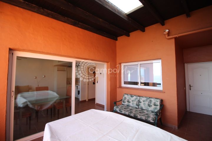 Apartment in Estepona Playa, Estepona