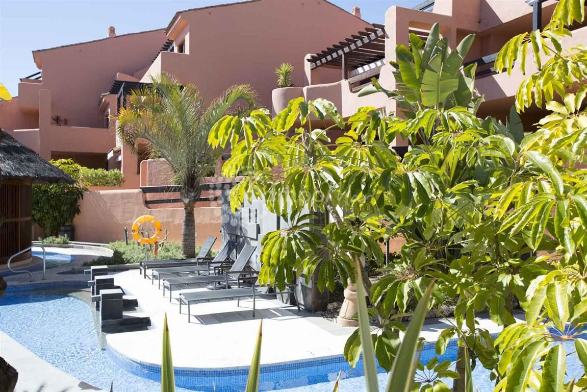 Apartment in Mar Azul, Estepona