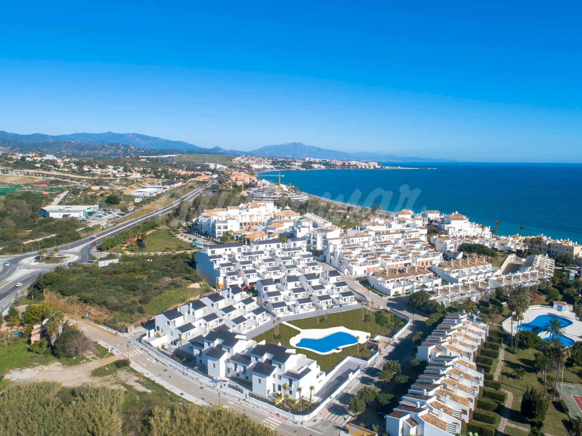 Apartment in Arroyo Vaquero, Estepona