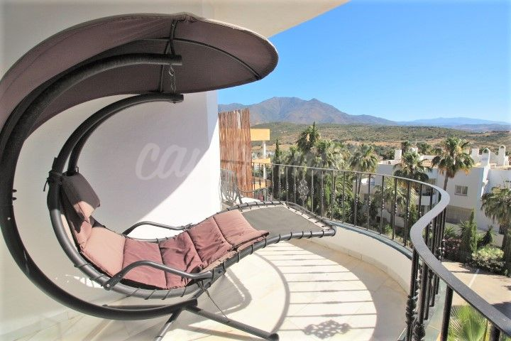 Penthouse in Estepona Golf, Estepona