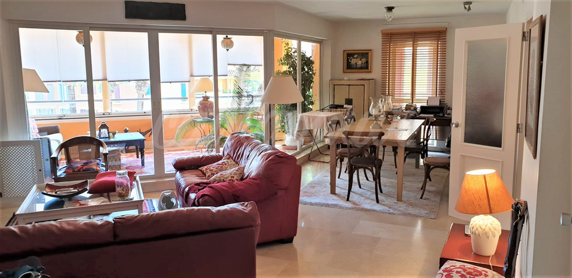 Apartment in Sotogrande Puerto Deportivo, Sotogrande