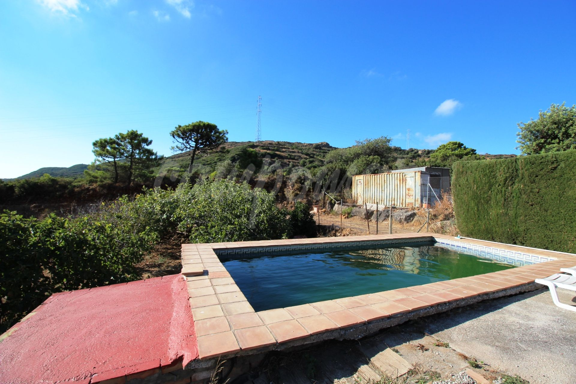 Country House in Los Pedregales, Estepona