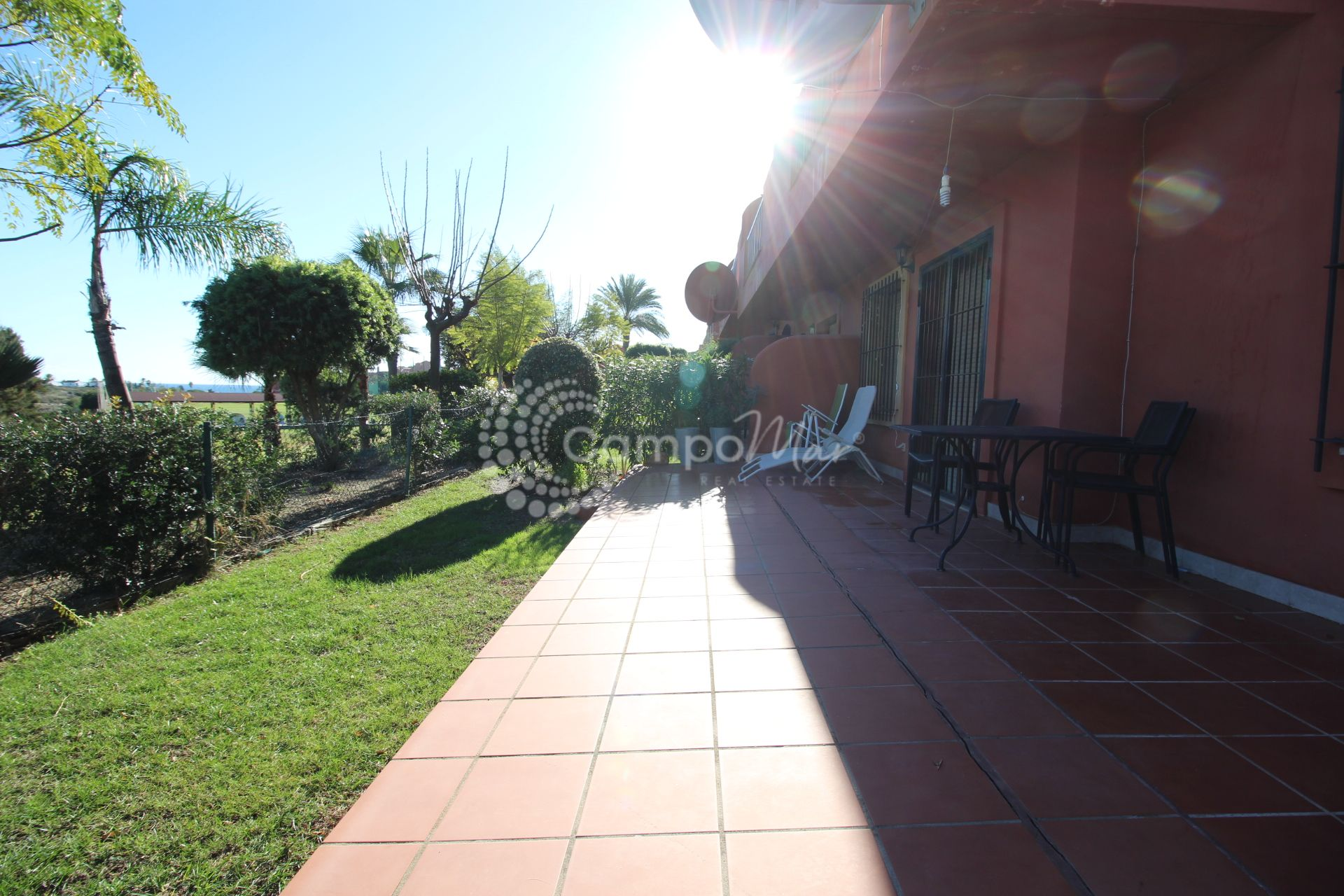 Ground Floor Apartment in Costa Galera, Estepona