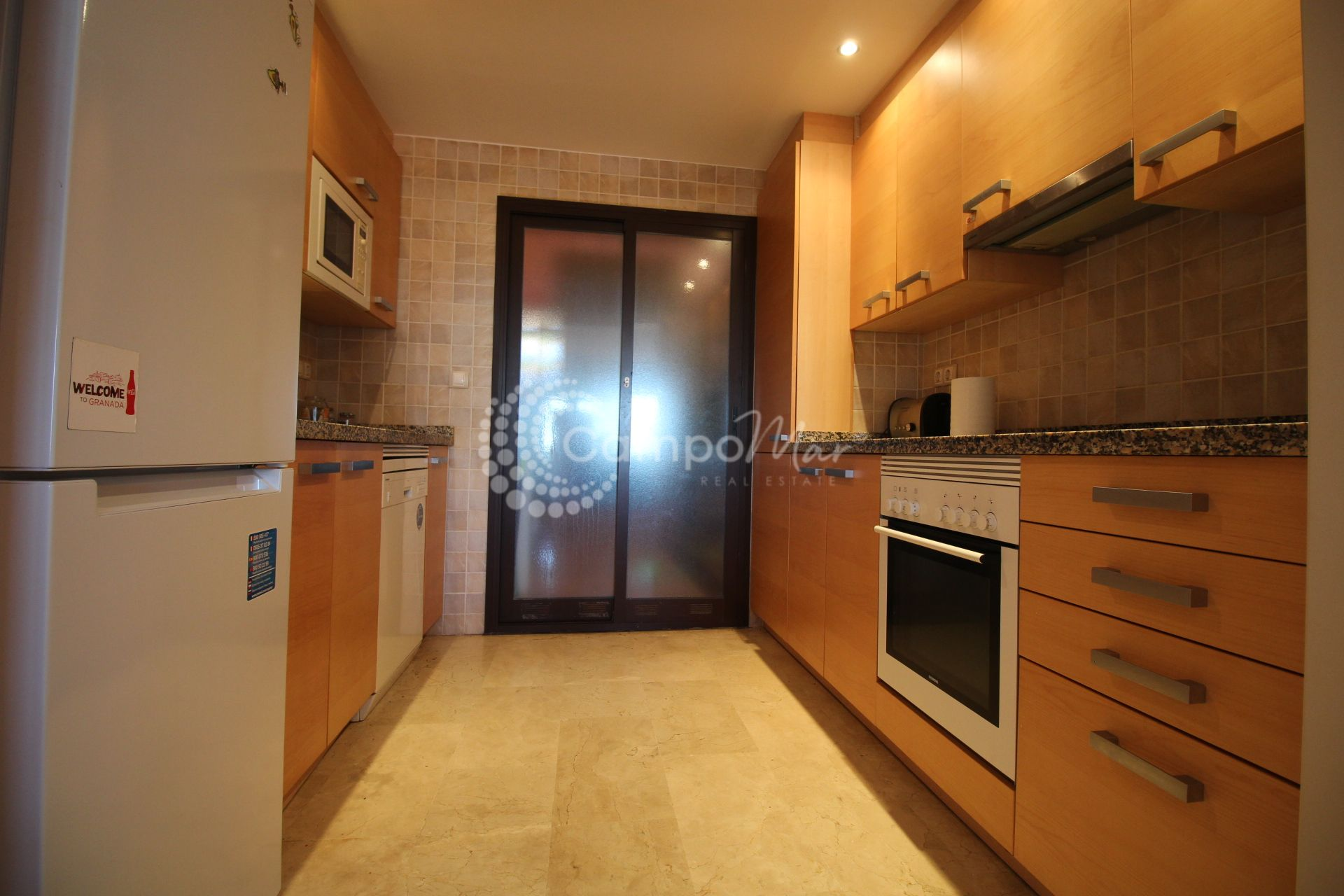 Ground Floor Apartment in La Galera Park, Estepona