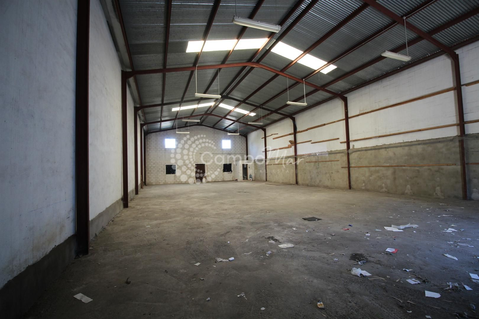 Industrial Premises in Estepona