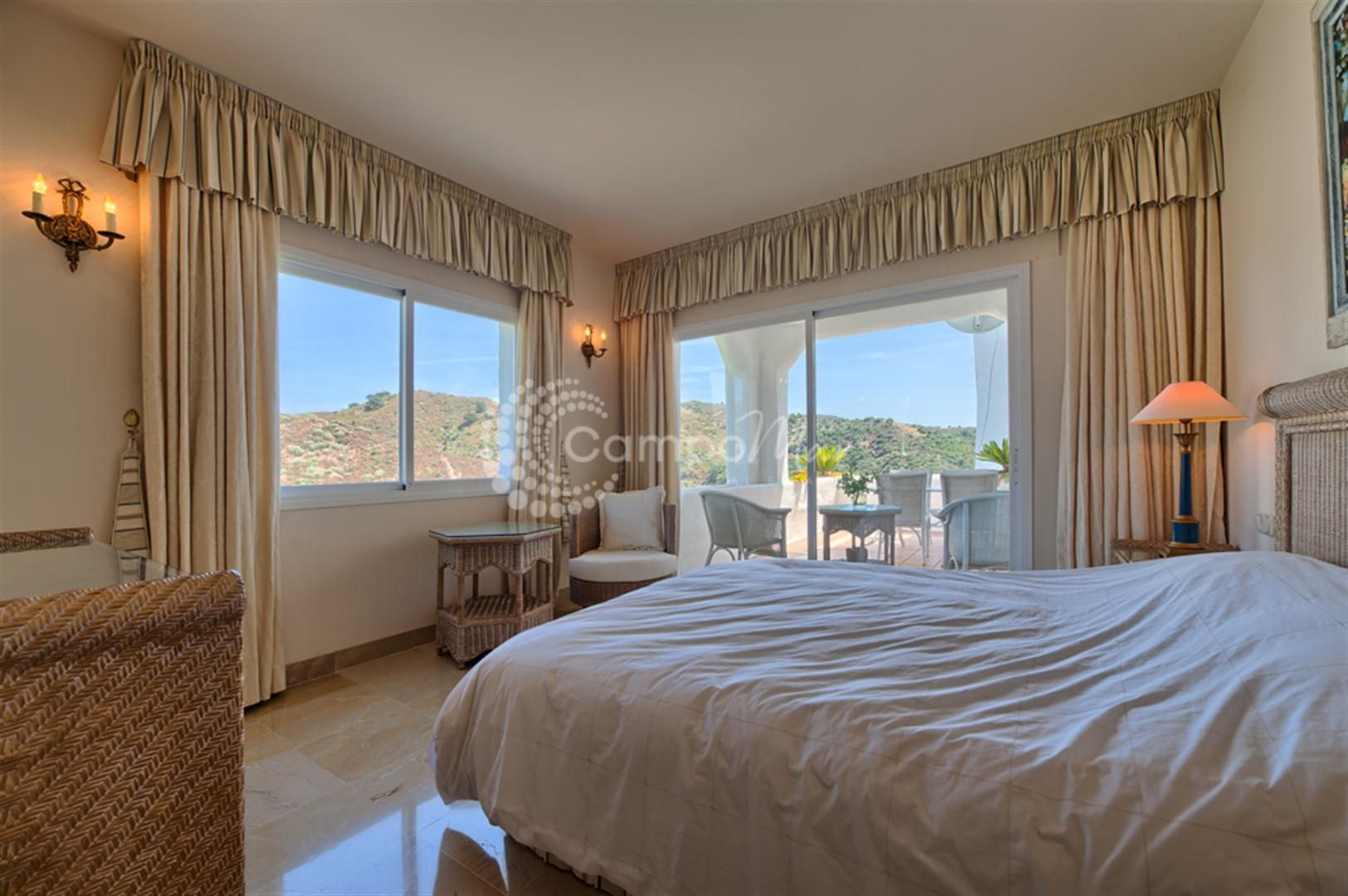 Ground Floor Apartment in Lomas de La Quinta, Benahavis