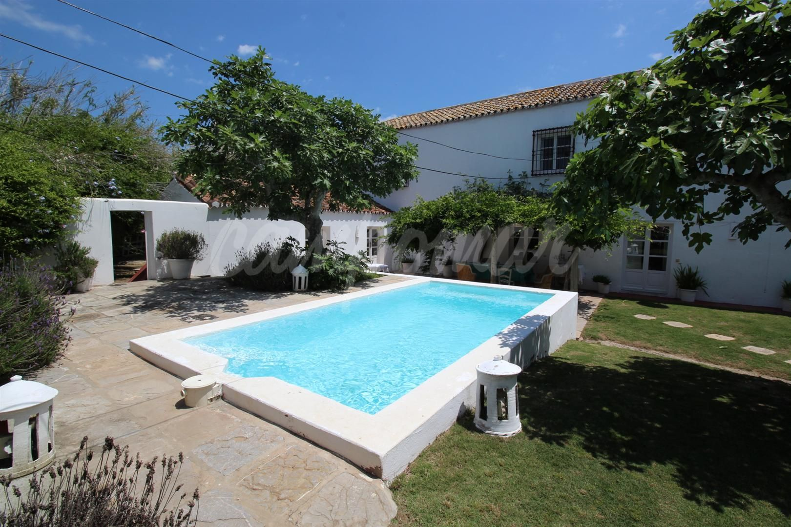 unique and charming country home close to the beach in sotogrande