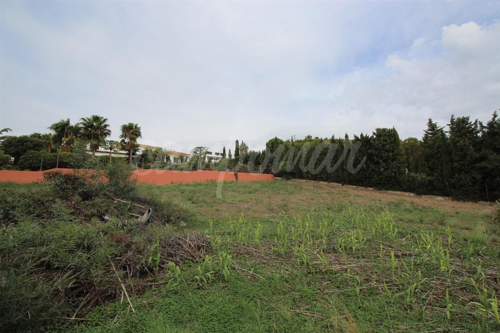 Plot in Don Pedro, Estepona