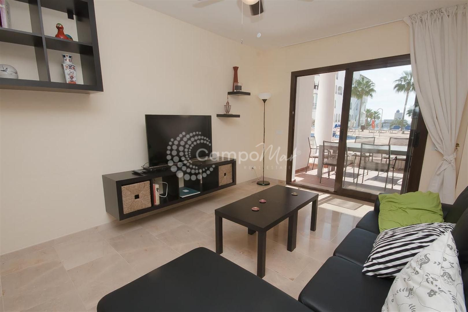 Ground Floor Apartment in Puerto La Duquesa, Manilva