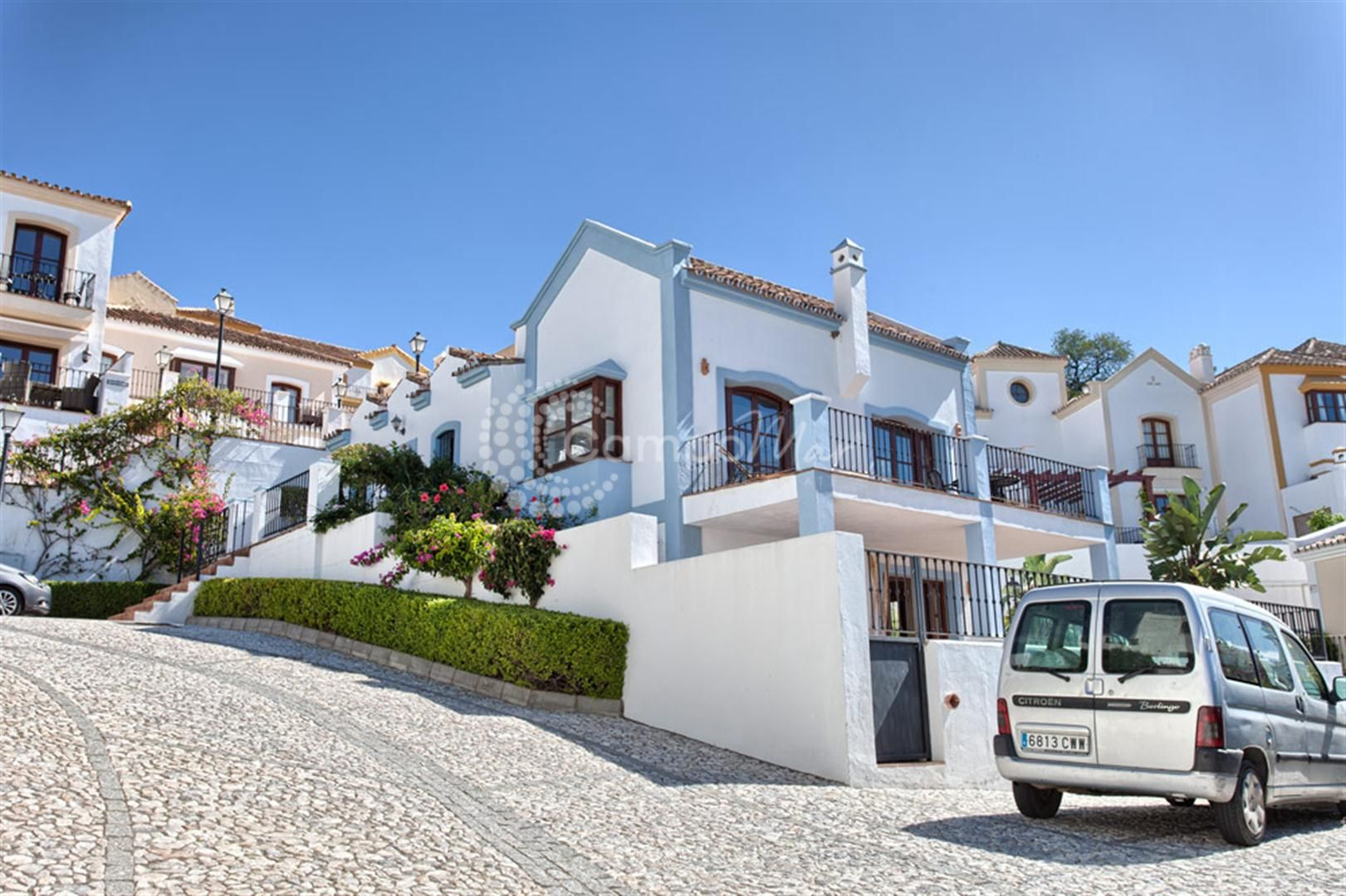 Town House in Benahavis