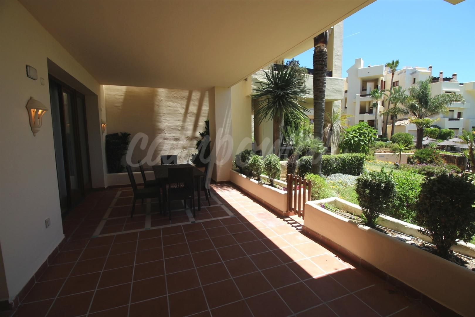 Ground Floor Apartment in Bahía del Velerín, Estepona