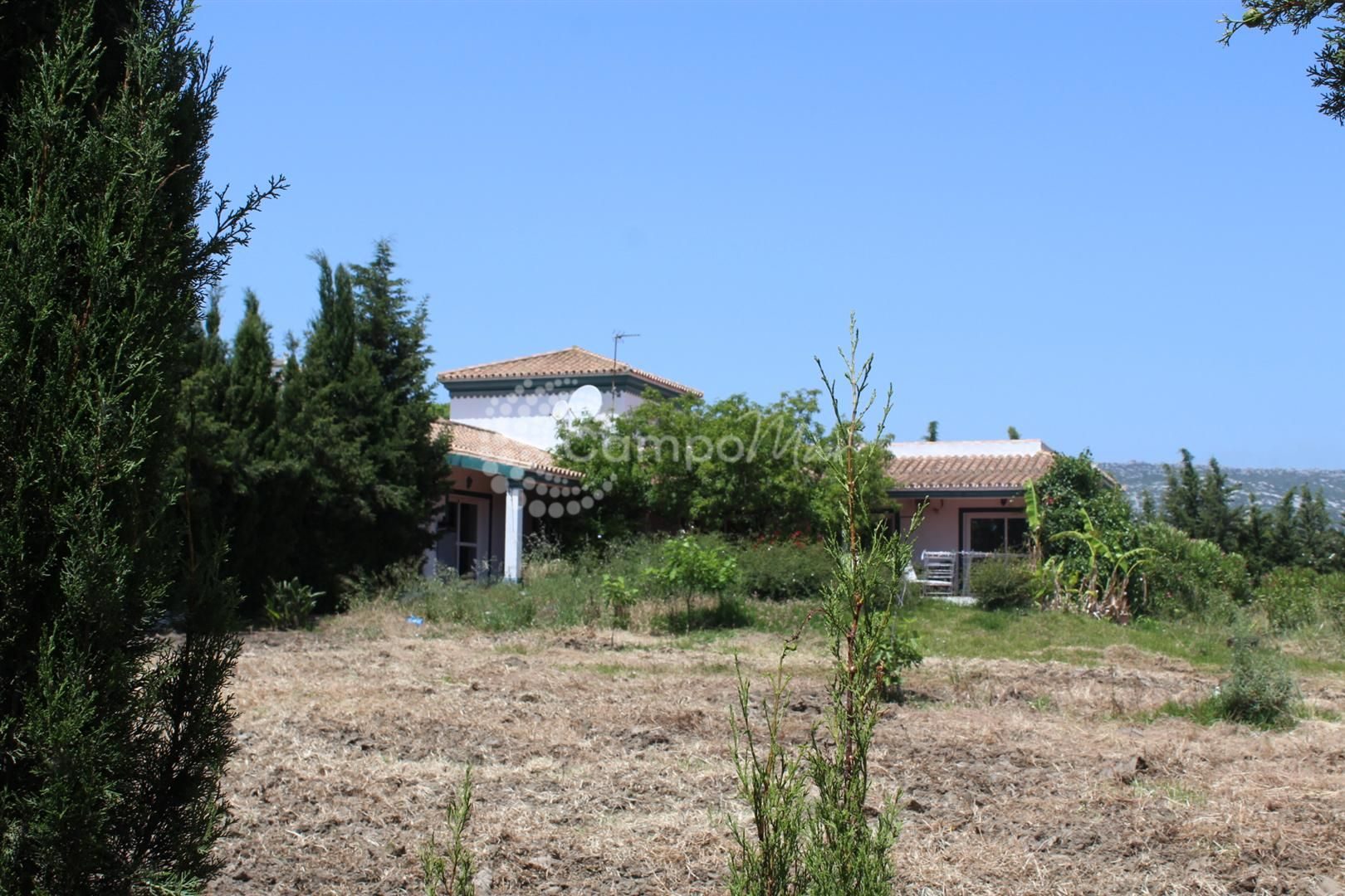 Country House in Manilva