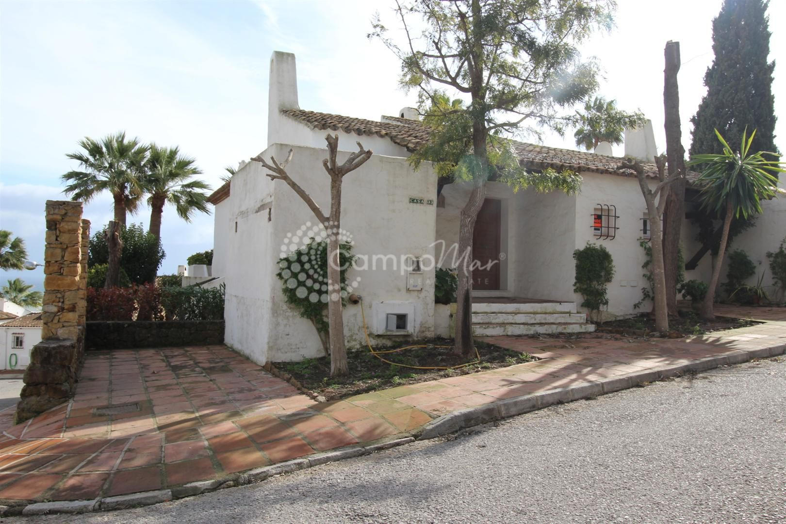 Semi Detached House in La Duquesa Golf, Manilva