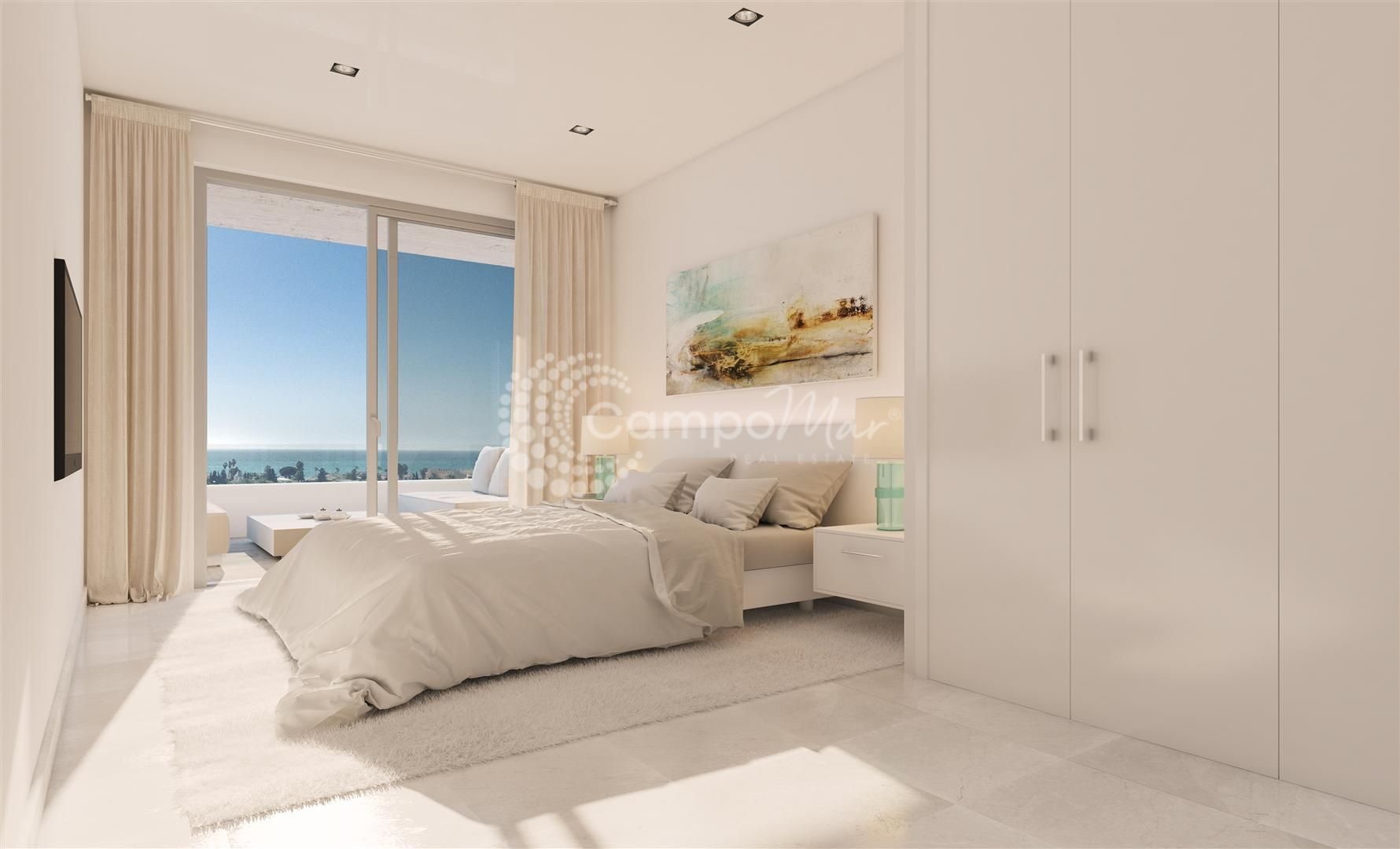 Penthouse in Bel Air, Estepona