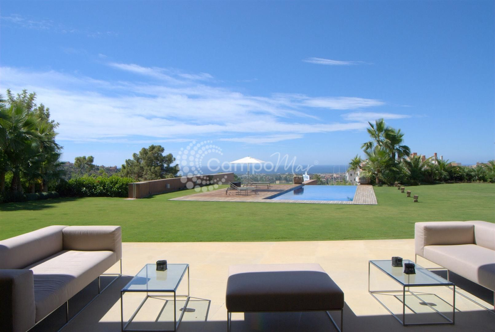 Villa en La Heredia, Benahavis