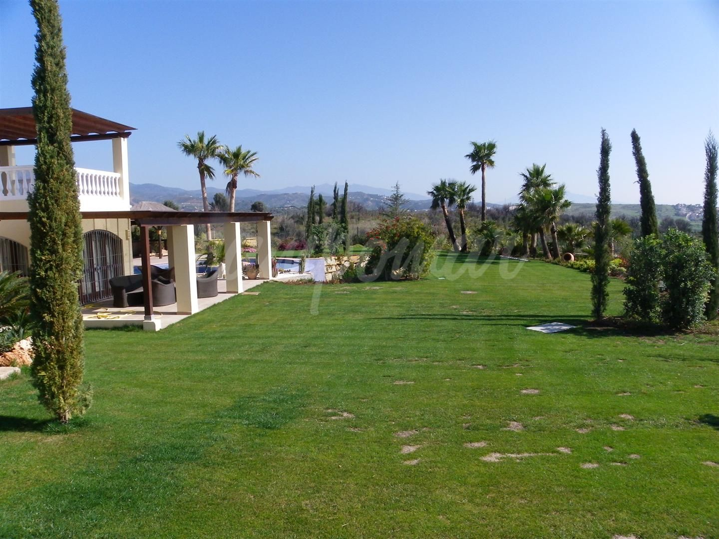 Villa in Don Pedro, Estepona